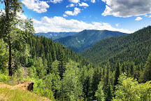 Hiawatha Mountain Bike Trail, Idaho, United States