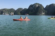 Cozy Bay Cruise, Hanoi, Vietnam