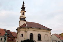 Budavar lutheran church, Budapest, Hungary