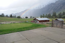 Sheep Pasture Golf Course, Lillooet, Canada