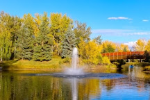 Bower Ponds, Red Deer, Canada