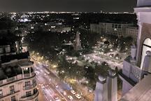 Monumento Cervantes, Madrid, Spain