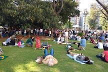 Plaza Vicente Lopez y Planes, Buenos Aires, Argentina