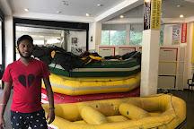 Rafting Team 39, Kitulgala, Sri Lanka