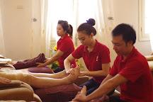 Wonderfoot Massage, Hanoi, Vietnam