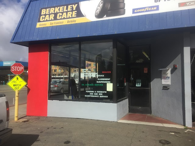 Berkeley East Car Care