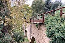 Pont de Can Vernet, Sant Cugat del Valles, Spain
