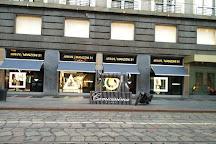 Armani, Milan, Italy