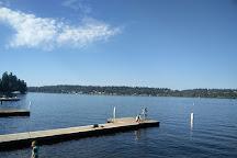 Chism Beach Park, Bellevue, United States