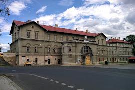 Железнодорожная станция  Zatec
