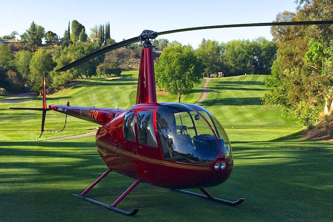 Jetboy Helicopters - Day Tours, Los Angeles, United States