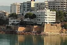 Llenguadets Beach, Salou, Spain