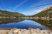 Lily Lake Trailhead, Rocky Mountain National Park, United States