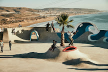 Taghazout Skatepark, Taghazout, Morocco