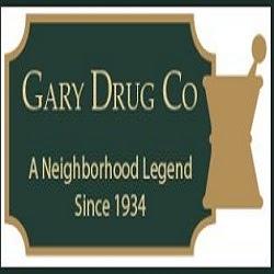 Gary Drug Co. boston USA