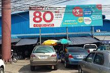 Phsar Leu Market, Sihanoukville, Cambodia