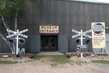 Halifax & Southwestern Railway Museum, Lunenburg, Canada