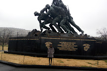 U.S. Marine Corps War Memorial, Arlington, United States