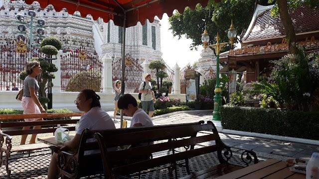 Coffee At Arun Temple