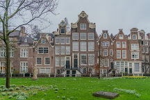 Begijnhof, Amsterdam, The Netherlands