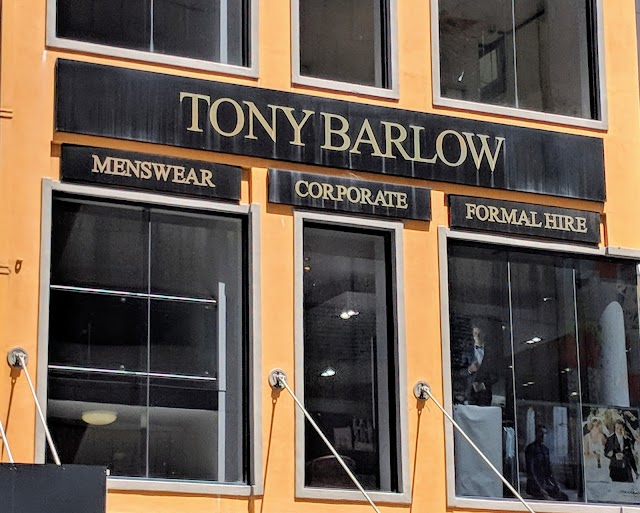 Tony Barlow Menswear & Formal Hire