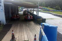 Ice Racing Kart, Andalo, Italy