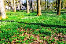 Stefan Zeromski Park, Kolobrzeg, Poland
