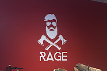Rage: Axe Throwing, Montreal, Canada