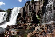 Cachoeira da Muralha, Alto Paraiso de Goias, Brazil