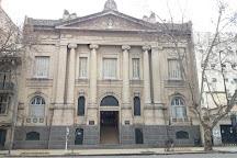 Biblioteca Popular Bernardino Rivadavia, Bahia Blanca, Argentina