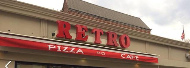 Retro Pizza Cafe