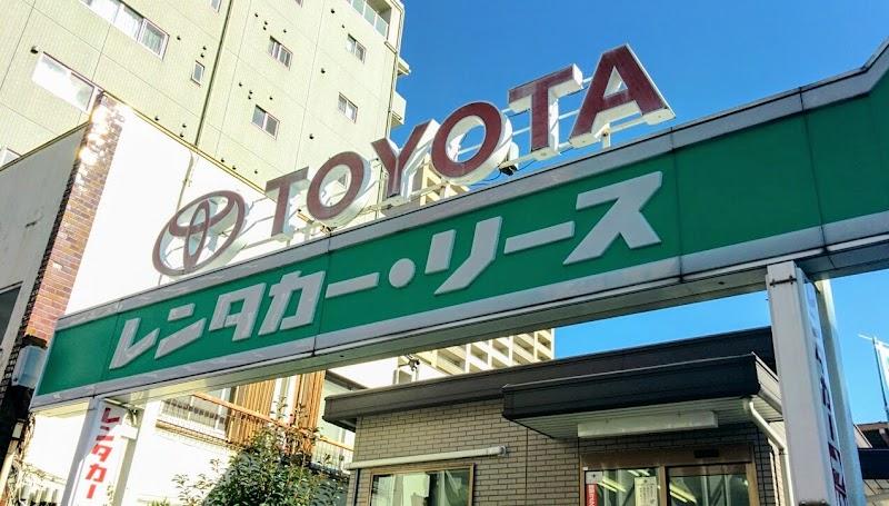 トヨタレンタカー JR相模原駅前店