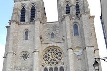 Eglise Saint-Nicolas, Blois, France