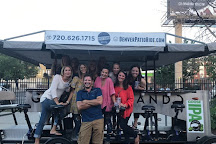 Denver Patio Ride- Day Tours, Denver, United States