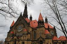 Sankt Martin Kirche, Dresden, Germany