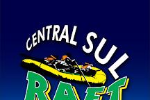 Central Sul Raft, Tres Coroas, Brazil