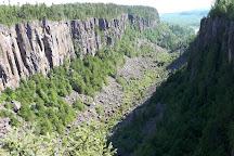 Ouimet Canyon Provincial Park, Dorion, Canada