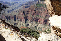 Walhalla Overlook, Grand Canyon National Park, United States