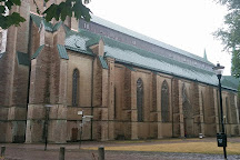 Linkoping Cathedral, Linkoping, Sweden