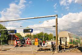 Железнодорожная станция  Turku Satama