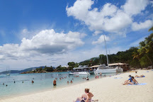Honeymoon Beach, St. Thomas, U.S. Virgin Islands