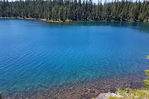 Waldo Lake, Oakridge, United States
