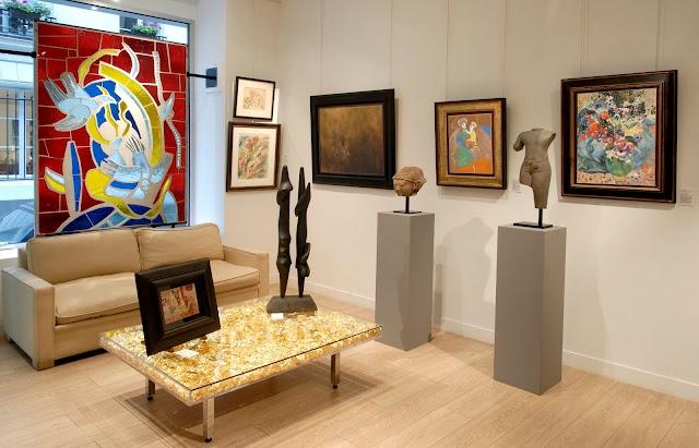 Jean Marc Patras / Galerie