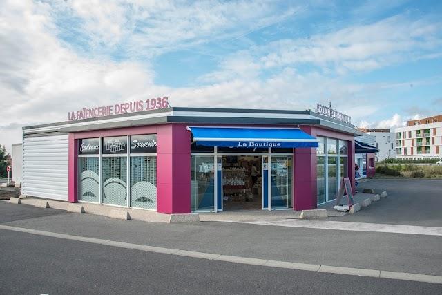 La Faïencerie de St Gilles - Nistar