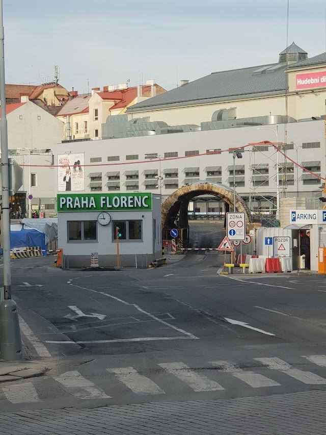 Prague Main Bus Terminal (Florenc)