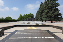The Tank monument, Comrat, Moldova