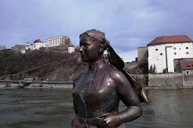 Altstadt Passau, Passau, Germany