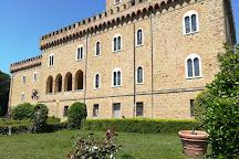 Castello Pasquini, Castiglioncello, Italy