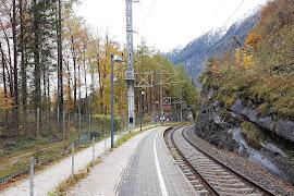 Железнодорожная станция  Hallstatt