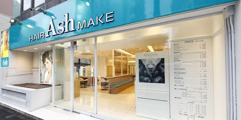 美容室 Ash 横浜店